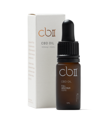 CBD Oil 100mg | 10ml
