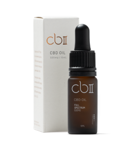 CBD Oil 500mg | 10ml