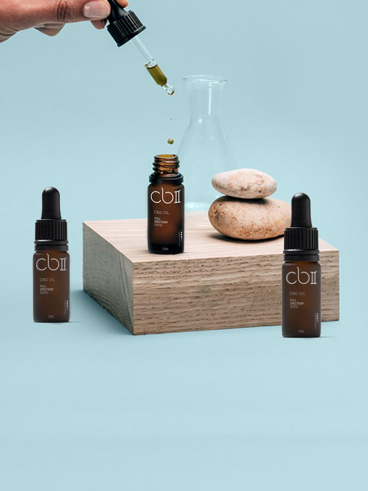 Shop CBII CBD Oils