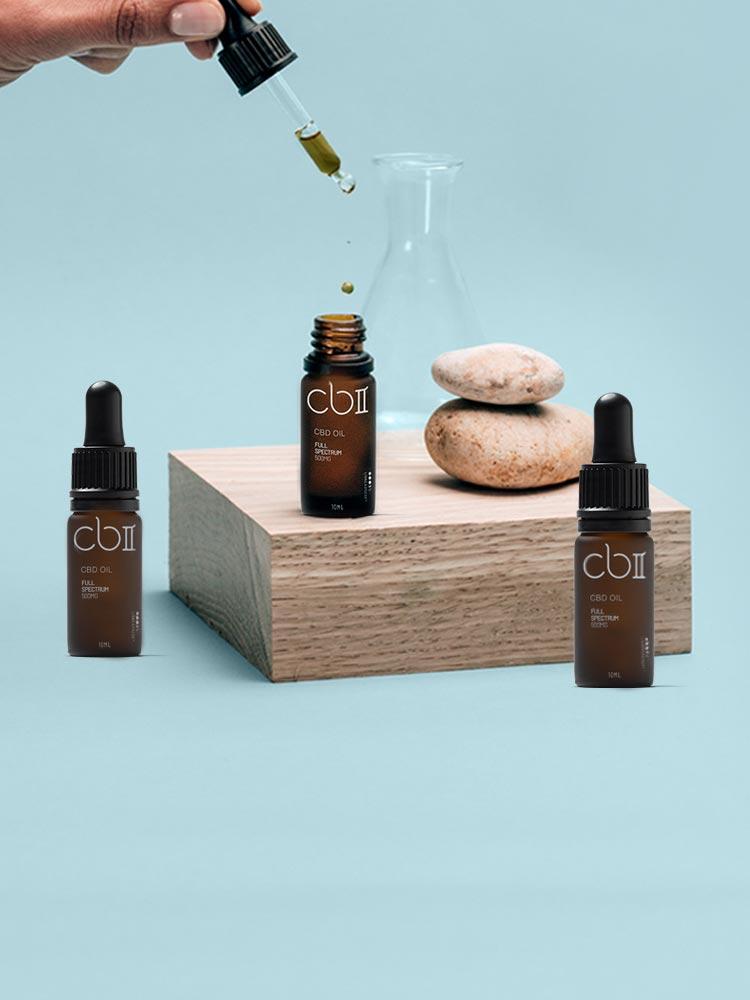Shop CBII CBD Oils